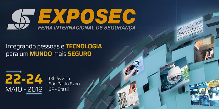 Resultado de imagem para Exposec 2018